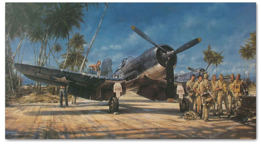 Black Sheep Squadron - by John Shaw