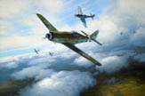 Focke Wulf 190D - by Mark Postlethwaite
