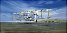 On the Wind: The Wright Brothers