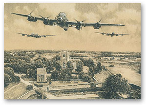 Return to East Kirkby - by Richard Taylor