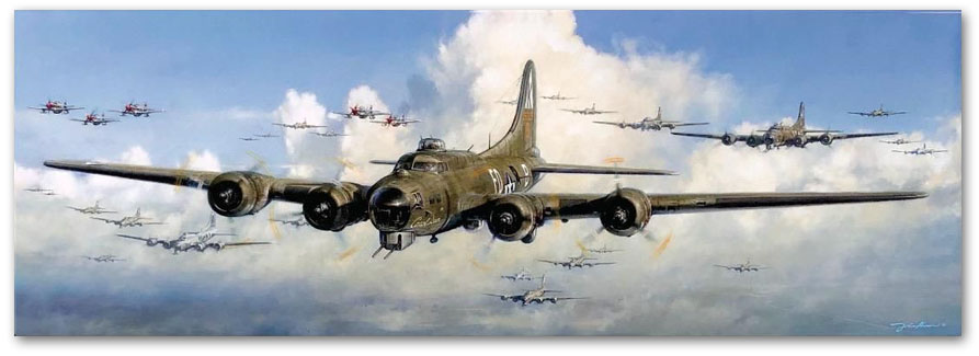 Return to Kimbolton - by John Shaw