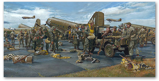 The Veterans - by James Dietz