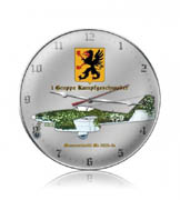 Messerschmitt 262A Clock