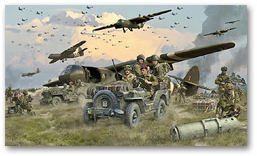 Arnhem Airborne Assault - by Simon Smith