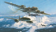 Combat Over the Reich - by Robert Taylor