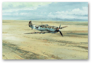 Desert Warrior - by Robert Taylor