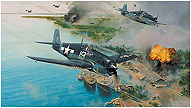 Hellcat Fury - by Robert Taylor