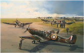 Hornchurch Scramble - by Robert Taylor