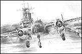 Into the Teeth of the Wind - pencil - by Robert Taylor
