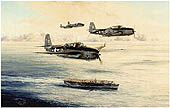 Low Holding Over the San Jacinto - by Robert Taylor