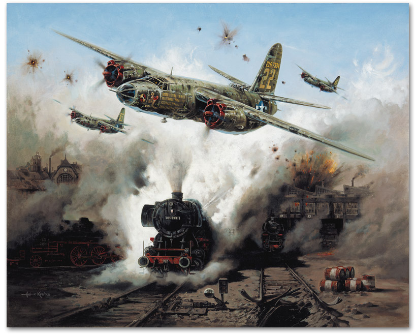 Marauder Strike - by Heinz Krebs