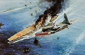 Midway - Strike Against the Akagi - by Robert Taylor
