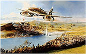 The Bridge at Remagen - by Robert Taylor