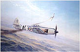 Sea Fury - by Robert Taylor