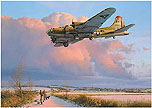 Skipper Comes Home - by Robert Taylor