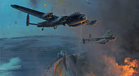 The Dambusters - Three Good Bounces - by Robert Taylor