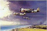 Thunderbolt Strike - by Robert Taylor