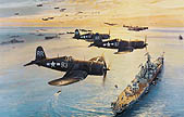 Victory Flyover - by Robert Taylor