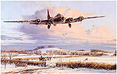 Winter's Welcome - by Robert Taylor